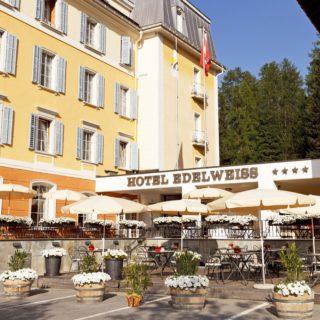 Hotel EDELWEISS Sils-Maria - Swiss Quality Hotel