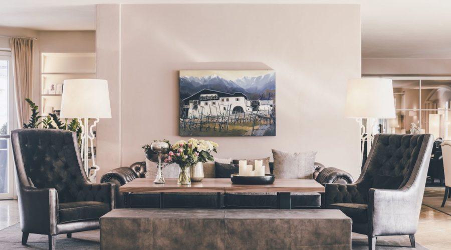 Chilllounge Im Innenbereich Des Hotels C Tiberio Sorvillo Hotel Golserhof