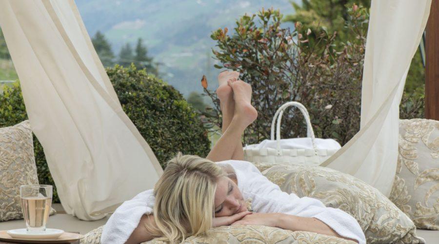 Entspannung An Der Frischen Luft Hotel Ansitz Golserhof