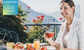 Frau Geniesst Leckeres Fruehstueck C Tiberio Und Golserhof Hotel Golserhof