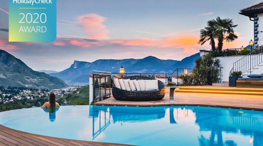 Infinitypool Mit Atemberaubenden Ausblick C Tiberio Und Golserhof Hotel Golserhof
