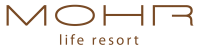 Logo MOHR life resort.