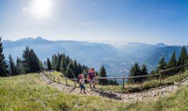 Wundervolle Aussicht C Tv Dorf Tirol Hotel Golserhof