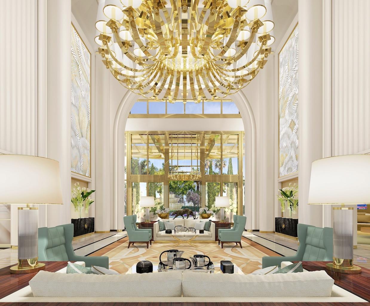 Luxushotel Waldorf Astoria Neueröffnung in Beverly Hills