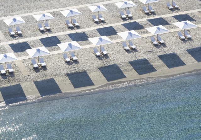 Beach Airview Sani Dunes C Sani Resort