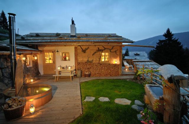 Das Almdorf Chalet@Das Almdorf World Peace Eco Resort