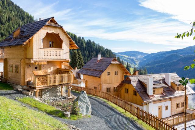 Das Almdorf Dorfteil Kleeangerle@Das Almdorf World Peace Eco Resort