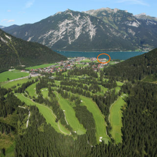 Golf Pertisau Hotel Post Am See