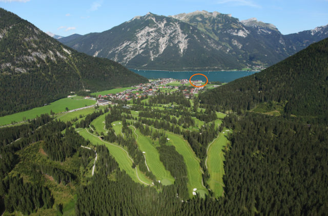 Golf Pertisau Hotel Post Am See