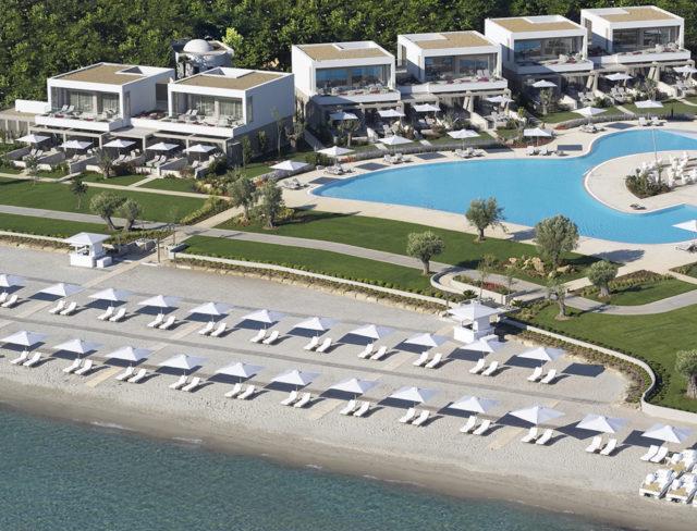 Resort Airview Sani Dunes C Sani Resort