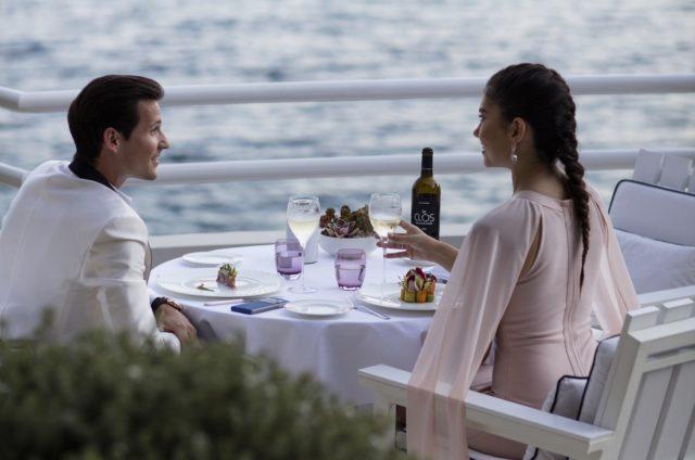 Monte Carlo Beach Restaurant Elsa