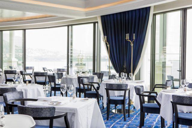 Hôtel De Paris Restaurant Le Grill