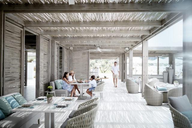 Terrace Sani Dunes C Sani Resort