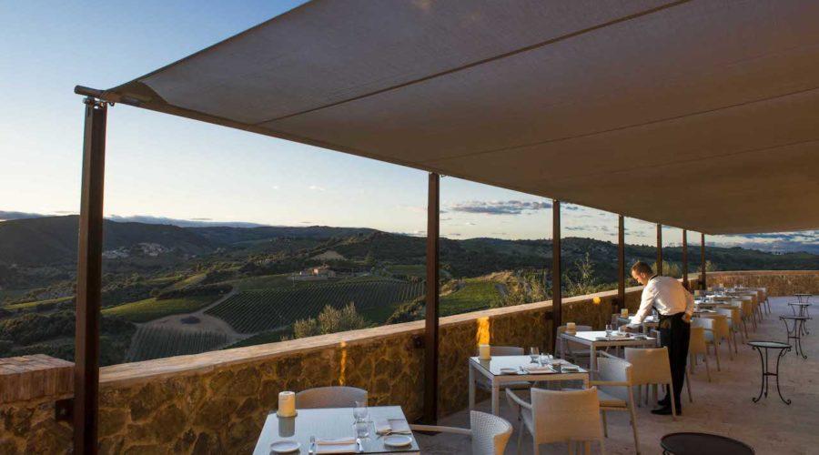 5 Gourmet Restaurant Terrace