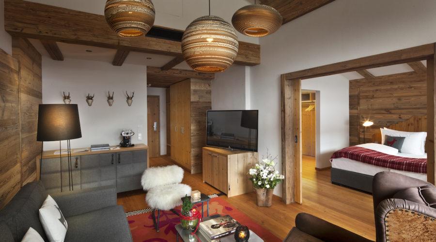 Hotel Kitzhof Alpin Suite