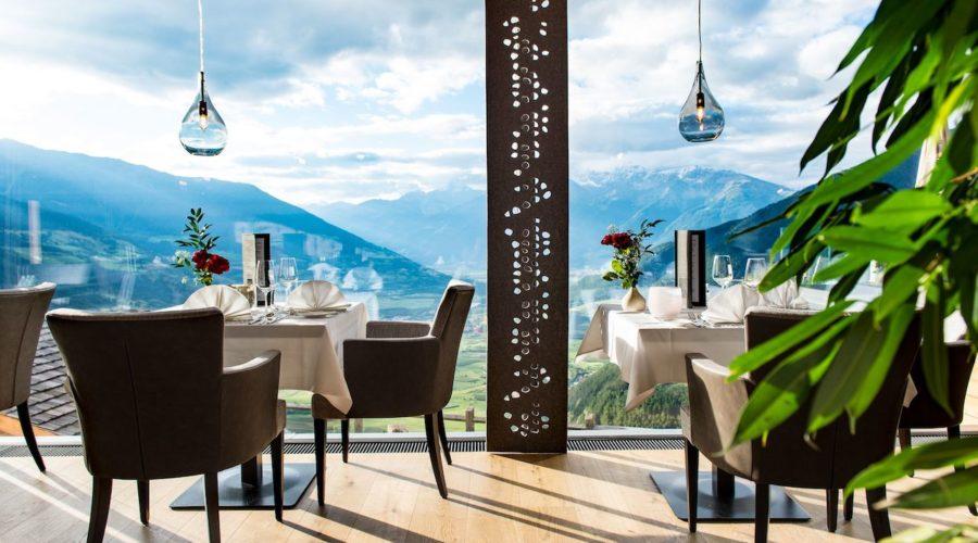 Restaurant Mit Ausblick Hotel Gerstl