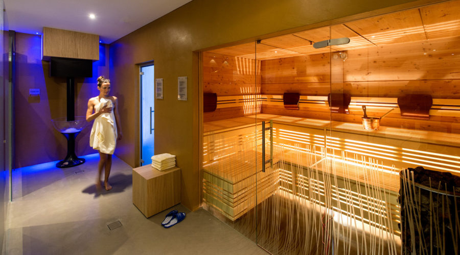 Saunawelt Parc Hotel Am See