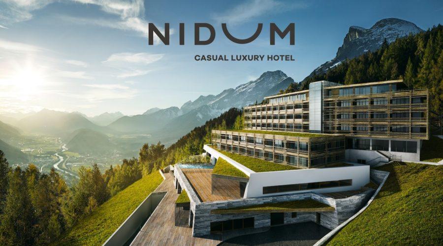 Aussenansicht Des Hotels Nidum Nidum