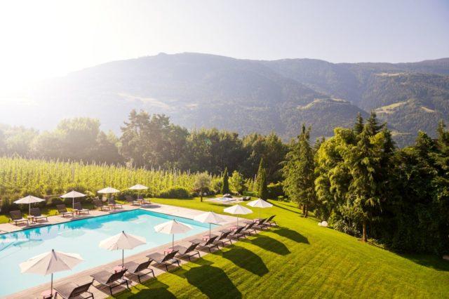 Design Hotel Tyrol Schwimmbad