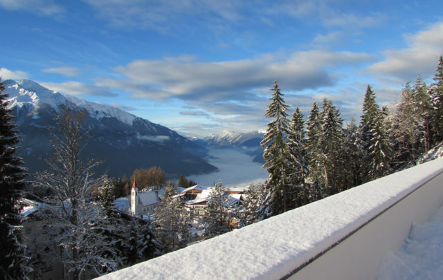 Winterlandschaft Nidum
