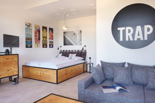 Hotel Bretterbude In Heiligenhafen, Seebrückenpromenade, 4 23774 Heiligenhafen