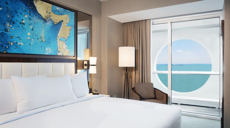 Bedroom Conrad Fort Lauderdale Beach