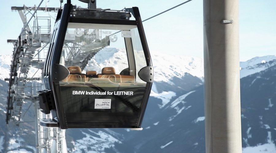 Bmw Vip Gondel Im Ski Optimal Hochzillertal Kaltenbach.0
