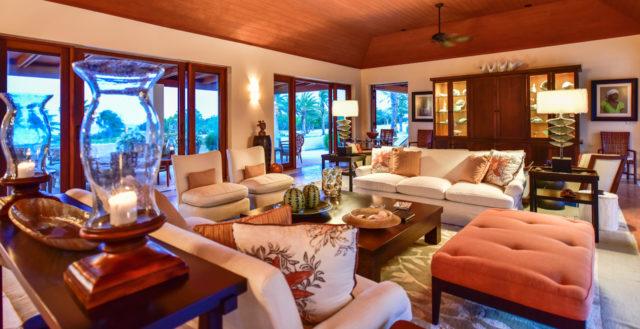 Estates Homes Evangeline Living Room 6486