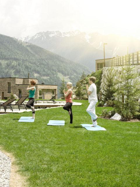 Gradonna Resort Yoga 2