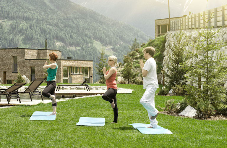 Gradonna Resort Yoga 2