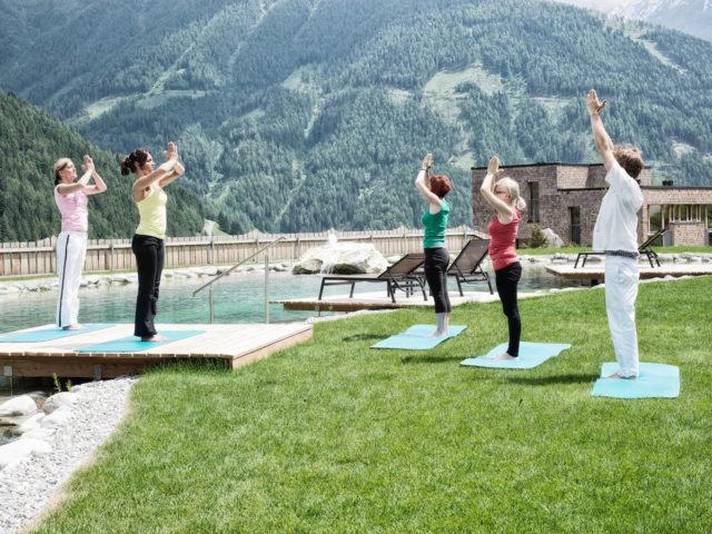 Gradonna Resort Yoga