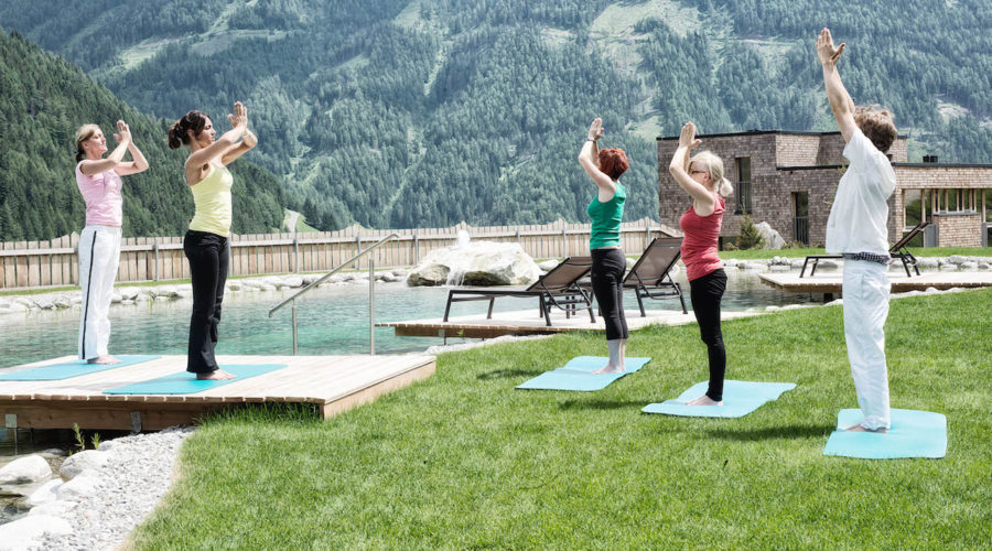 Gradonna Resort Yoga