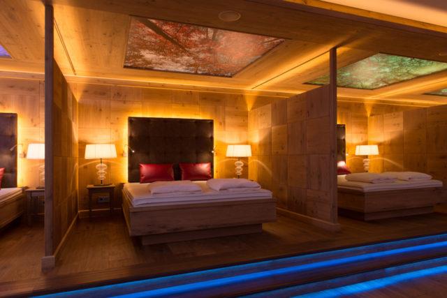 Romantisches Ruhebett Hotel Zuerserhof