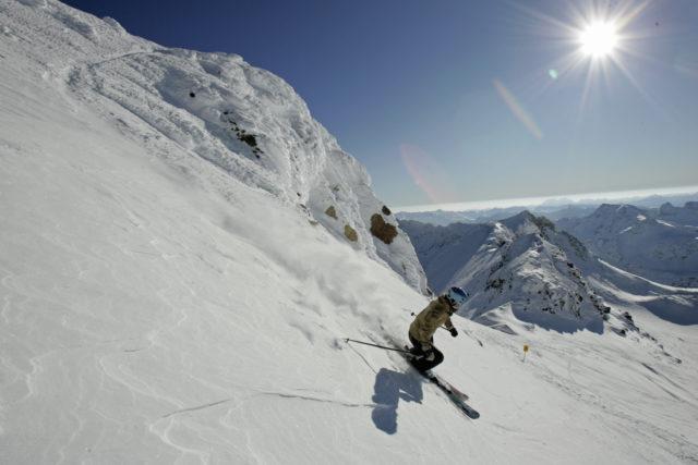 Traumhafte Pisten Am Moelltaler Gletscher.0