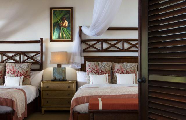 Villa Harbour Beach Front 3 Bedroom Sea Hare Bedroom 9917
