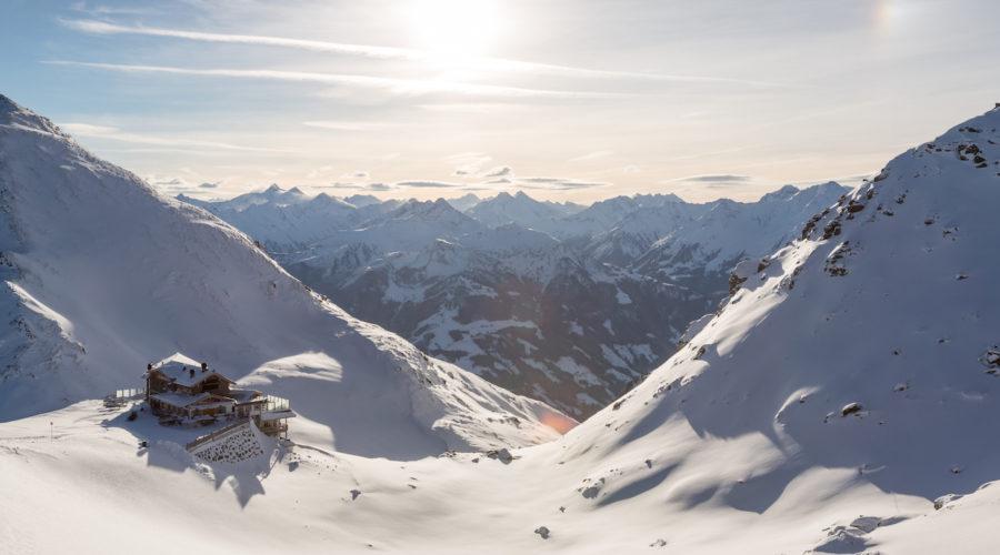 Wedelhuette Grandioses Panorama.0