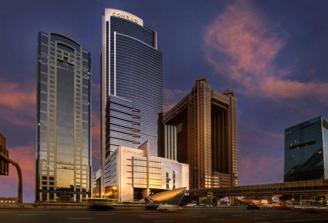 Conrad Dubai Copyright Conrad Hotels & Resorts