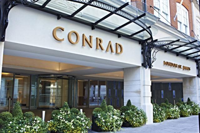 Conrad London St James Copyright Conrad Hotels & Resorts