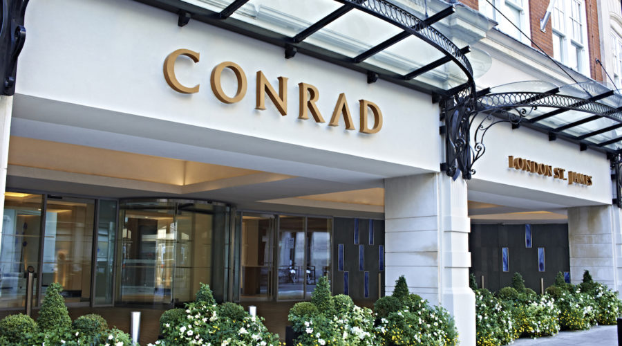 Conrad London St James Copyright Conrad Hotels & Resorts