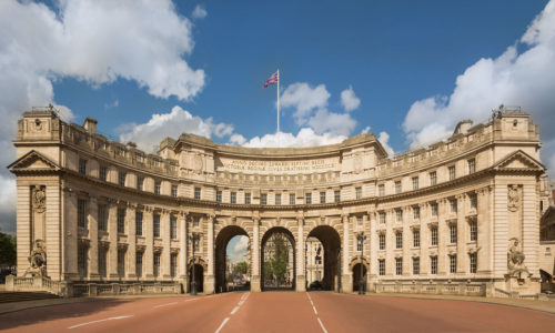 Copyright Admiralty Arch