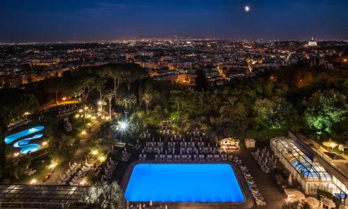 Rome Cavalieri, Waldorf Astoria Hotels And Resorts Copyright Waldorf Astoria Hotels And Resorts