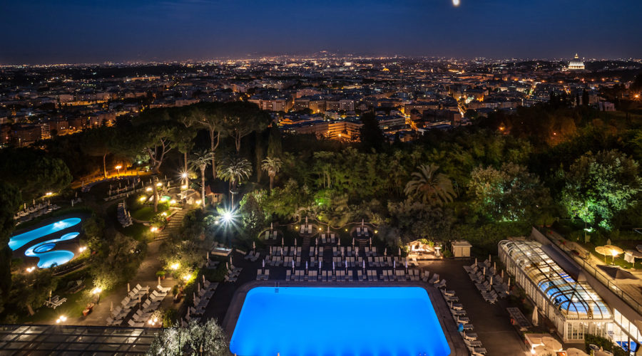Rome Cavalieri, Waldorf Astoria Hotels And Resorts Copyright Waldorf Astoria Hotels And Resorts