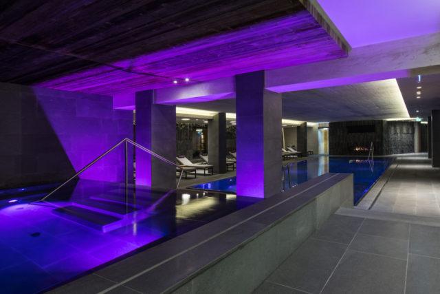 Schwimmlandschaft Elisabethhotel