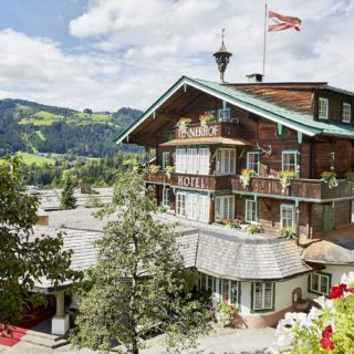 Tennerhof Gourmet & Spa De Charme Hotel Kitzbühel © Abdruch Honorarfrei