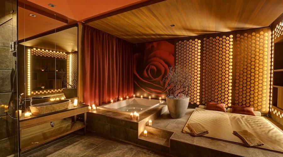 Private Spa Im Wellnessbereich C Www.360perspektiven.at Leading Family Hotel Dachsteinkoenig