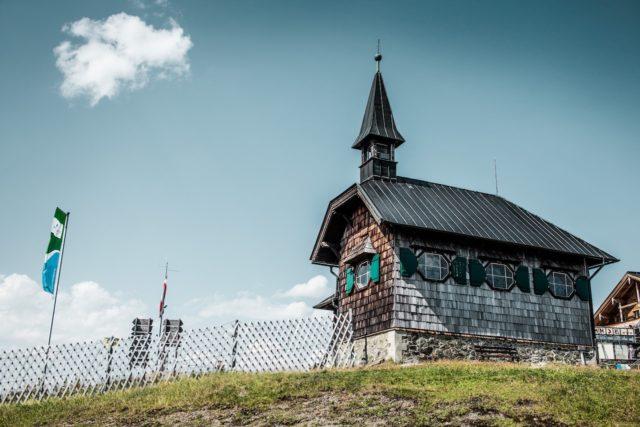 Schmittenhöhe Elisabethkapelle