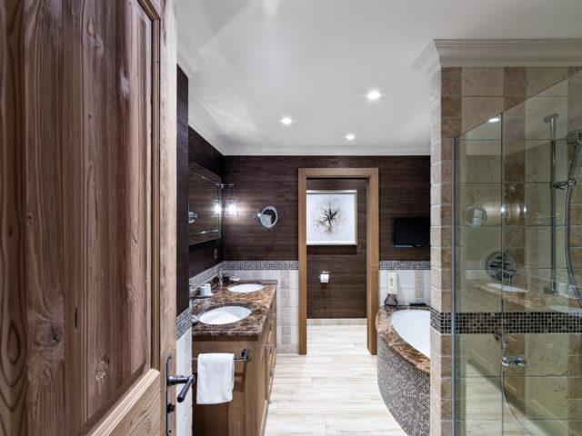 Classic Suite Badezimmer