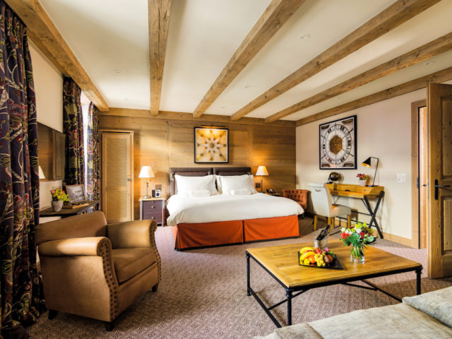 Classic Suite Schlafzimmer 1