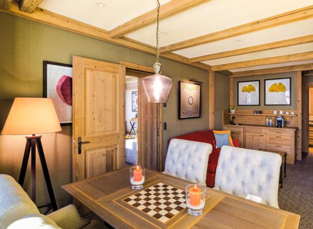 Classic Suite Wohnzimmer