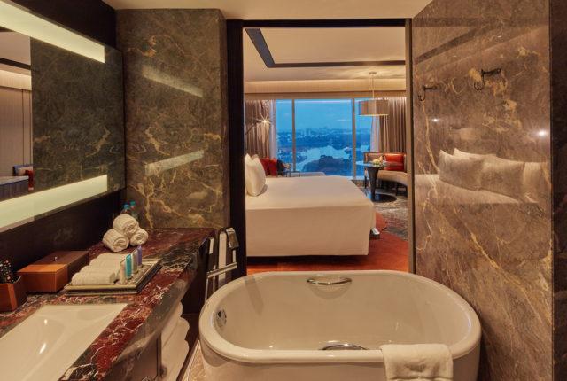 Conrad Bangaluru Deluxe Room